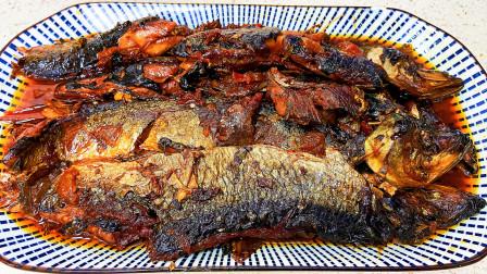 教你鲅鱼最好吃的做法,肉烂骨酥甜咸略酸,做法简单无腥味
