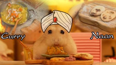 仓鼠如果和人一样生活会怎样?小伙自制迷你厨房伺候,网友:羡慕嫉妒恨