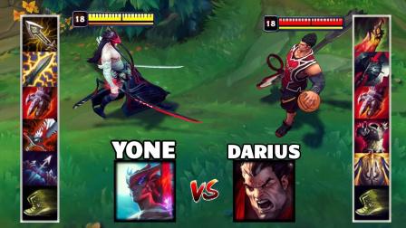 LOL:神装永恩VS神装诺手,哪个英雄更强?