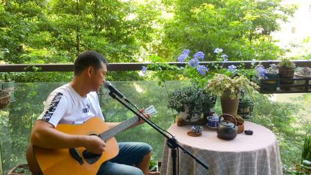 大叔弹唱,张镐哲《再回到从前》一首让人到中年的你热泪盈眶的歌