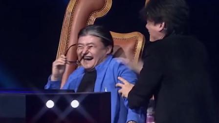 《中国好歌曲》最牛选手!霍尊赵雷落榜,他一开嗓刘欢立马失态!