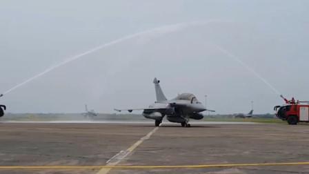 """印度订购的5架""""阵风""""战斗机已抵达,印参谋一句话让人意味深长"""