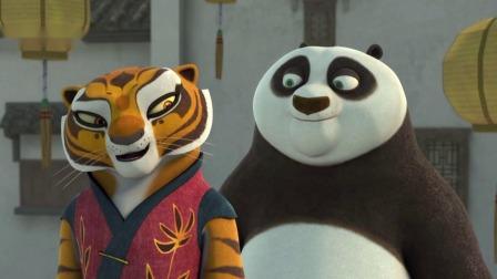 功夫熊猫之至尊传奇 第二季 《功夫熊猫》最受欢迎是谁?跟灵猴玩耍一天居然比悍娇虎还贵