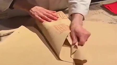 中国糕点的传统包装,这才是点心该有的样子吧,太精致了!