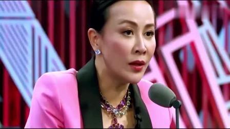 吐槽大会:刘嘉玲气场真的大,娱乐圈一姐是我,自己老公也黑!