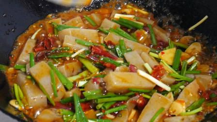 要想魔芋豆腐好吃,关键掌握这一点,出锅后麻辣鲜香又入味