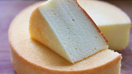 屡试不败的戚风蛋糕做法,学会再也不会失败了,绵软细腻入口即化