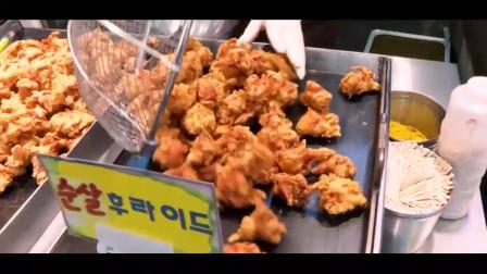 韩版美食炸鸡不仅味美制作方法也略显特别!