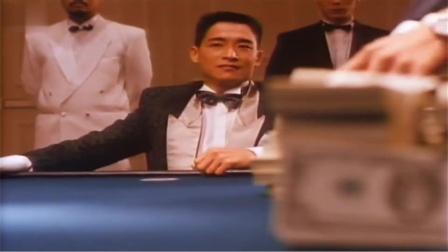 赌尊:赌尊决战日本高手,一次叫价一千万,结果心脏病都了!