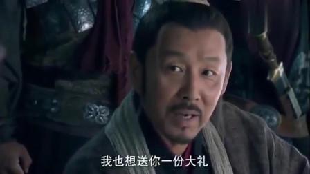 楚汉传奇:刘邦用一城借张良,韩王大喜,竟直接把张良送给刘邦