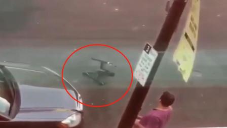 无人机炸机事故惨案实录 第006期 新手都难逃炸机?