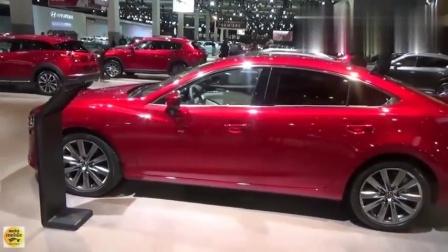 新车展示, 2020款马自达6Skyactiv, 全面了解后, 我忘记了凯美瑞