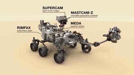 耗资24亿!美国毅力号火星车成功发射,为人类登陆火星做准备