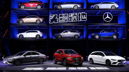 成都车展:奔驰亮出全新一代GLA,性能远超同级车型数倍