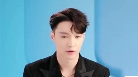 张艺兴谈EXO同竞争,夸KAI跳舞好,直言同队一定会有良性竞争