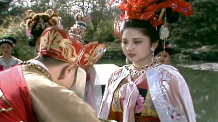 女儿国国王花容月貌,为何非唐僧不嫁?你看看她图的到底是啥?