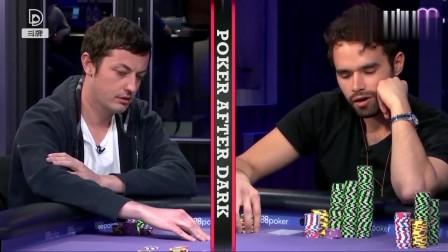 德州扑克:被Tom Dwan操作是什么感受?看他的表情你就懂了!