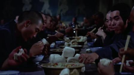 《雍正大破十八铜人》皇上一口气吃了19个馒头,真不愧是天下第一人!