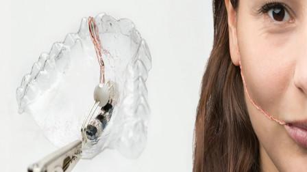 老外研发能用舌头操控智能设备的装置,针对手不便的人,太人性化