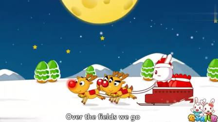 兔小贝儿歌:圣诞节快乐