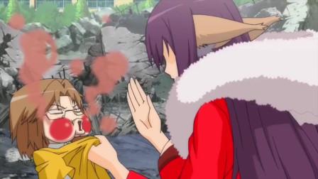 狐妖小红娘:王富贵果然欺软怕硬,雅雅姐正好治他