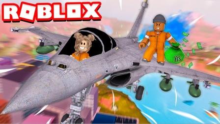 小格解说 Roblox 空战模拟器模拟战机世界体验战争雷霆大作战乐高小游戏