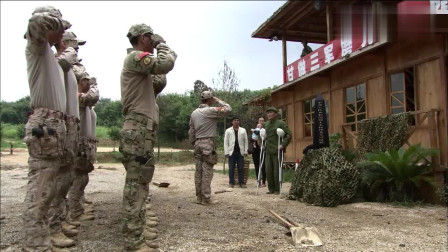 特种兵之火凤凰:二爷送的礼物,特战队员觉得太贵重,只能以军力回敬