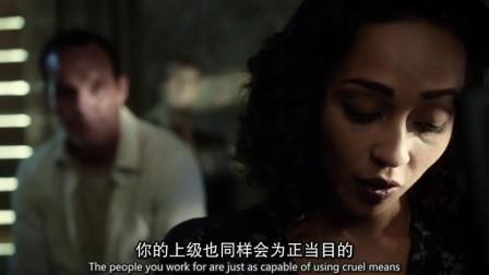 神盾局特工:蕾娜的嘴果然厉害,竟然能说服科尔森配合实验