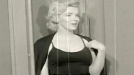 梦露经典的吹裙子造型,虽然赢得观众好评,但她的丈夫却气得不轻
