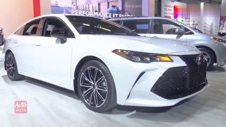 丰田Avalon亮相海外车展, 你觉得这车怎么样?