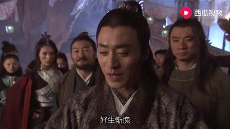 天龙八部:虚竹想留慕容复讨教武功,却被误会成好色的小秃贼!