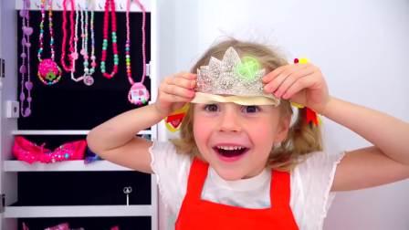 国外儿童时尚,小萝莉有好多粉粉的家具,快来看看吧