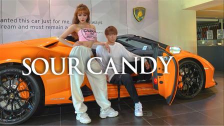 原创编舞:BLACKPINK LADYGAGA - Sour Candy (天舞)温哥华