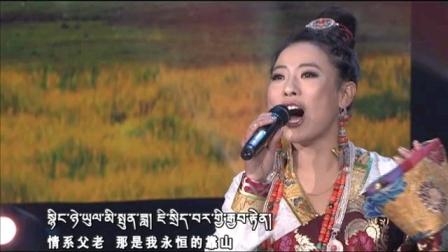 拥江帆 - 源(康巴卫视木马藏历新年晚会Live)