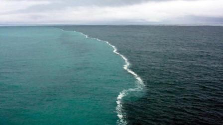 太平洋跟大西洋海水,为什么不能融合在一起?答案你肯定想不到!