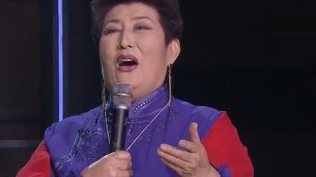 70岁歌唱家德德玛,一首《草原夜色美》,原汁原味的草原天籁