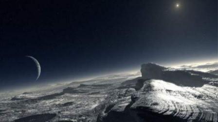 """冥王星正在""""启动"""",NASA获取最新数据:其地底或有液态海洋"""