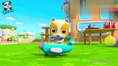 宝宝巴士:蜜蜜去拿水杯,不小心把杯子蛋糕弄地上