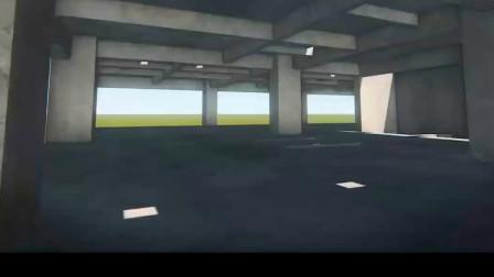 二次结构砌筑施工技术交底高清施工三维BIM演示视频