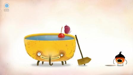 《毛线球闯关》把大樱桃扔进锅里了?我也很绝望啊!