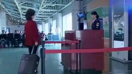 女完成任务想逃离中国,国安局直接在机场,精彩了!