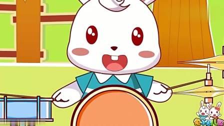 兔小贝儿歌:农家小女孩