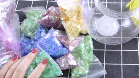 七彩糖果纸大混合,最后会成为你期待的颜色吗?