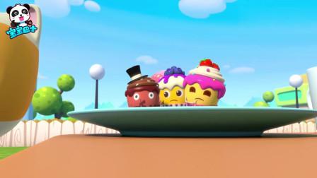 宝宝巴士:杯子蛋糕历险记,团结的力量好强大