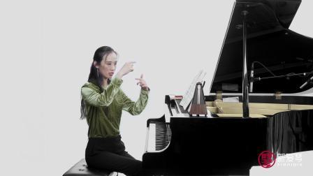 哈农钢琴练指法课堂第10课:哈农第一部分 练习10