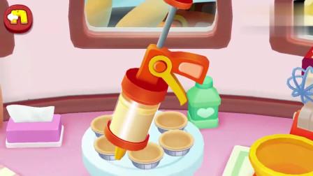 宝宝巴士美食屋:营养美味的蛋挞DIY,最简单方便,孩子爱吃
