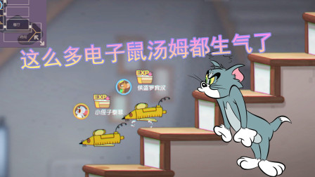 猫和老鼠5:全都抓起来!