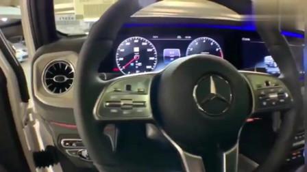 新款奔驰G550到店实拍, 看到这颜值给你喜欢吗!