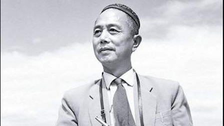 """逝者丨我国著名散文家、号称""""四酒徒""""之一的杨朔逝世"""