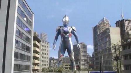 奥特曼:泽塔奥特曼来到地球, 然后男主决定和巨人一起并肩战斗